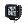 China LED Work Light, 12W Work Light, LED Vehicle Light, LED Offroad Light wholesale