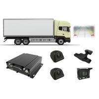 Buy cheap Police Vehicle 720P Mobile DVR for Truck , Support SD Card Memory Upgrade from wholesalers