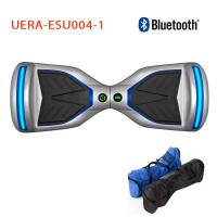 China 8 Inch 2 Wheel Bluetooth Segway Electric Scooter Skateboard With Controller wholesale