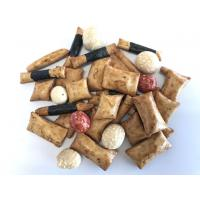 Roasted Peanut Healthy Snack Mix , Crispy Sweet And Salty Snack Mix For Kids