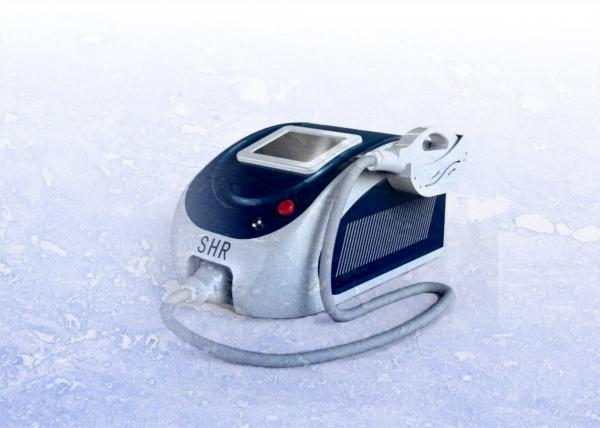 Quality Vascular Removal 1800W IPL SHR Hair Removal Machine , Skin Rejuvenation Equipment for sale