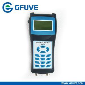 China Handheld Single-Phase Watt-Hour Meter Site Verification wholesale