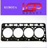 China KUBOTA L3408 D1703 L4508 V2003 V2607 V3300 V3800 V3307 D1105 V1505 V1305 3D72 D722 Z482 Z602 Head Gasket wholesale