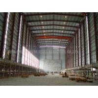 Large Steel Structure Building (S-S 027)