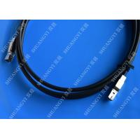 China cable externo HD mini SAS SFF-8644 de los 3.3FT SAS SFF-8644 al cable el 1M/negro wholesale