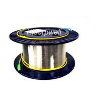 Buy cheap 100m/500m/1km Fiber Optic OTDR Launch Cable Spool  SM G657A1 Bare  Optical Fiber from wholesalers