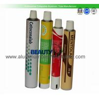 China Skin Care Body Pharmaceutical Tube Packaging Medical Grade Non - Reactive Nature wholesale