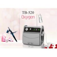 China Water Oxygen Jet Peel Machine / Water Oxygen Spray to Improve Dull Skin Deep Cleaning wholesale