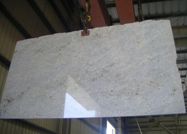 Quality Interior Kashmir White Granite Stone Slabs Granite Wall Tiles 20mm Thickness for sale