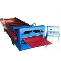 China PLC control system corrugate sheet rolling  forming machine for floor deck, wall panel wholesale