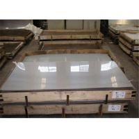 China Cold Rolled Stainless Steel Metal Sheet Anti Corrosion 0.3MM - 5.0MM Thickness wholesale