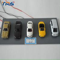China 1:150 scale model car Toy Metal Alloy Diecast car Model Miniature Scale model for train layout scenery wholesale