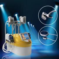 China RF Infrared Lipo Laser Machines Cryolipolysis Lipo Laser For Weight Loss wholesale