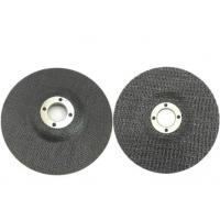 China Fiberglass Backing Pad with Woven Cloth Surface type 27, type29 Grit Center Mount Plastic Flat Flap Disc on sale