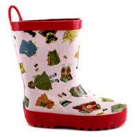 China lovely children rubber's boots on sale