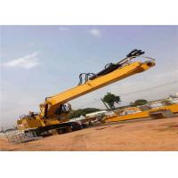 32 Meter Super Long Reach Excavator Booms For Caterpillar Excavator Cat 6018