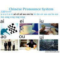 China Chinese Language Lessons Online Pinyin Part2 For 6 Vowel wholesale