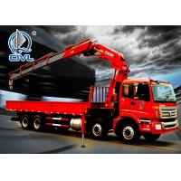 China 16T Truck Mounted  Crane Lorry Crane Truck With Crane Right Hand Type Can Be Choosed wholesale