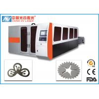 China 3 Phase Fiber Laser Cutting Machine for Hardware Steel Plate wholesale