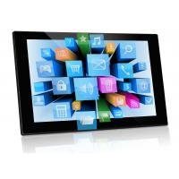 China Unique 13.3 Inch 10 Point Capacitive Touch Screen Digital Photo Frames With Front Camera wholesale