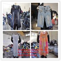 China high quality used clothes grade A used clothing wholesale
