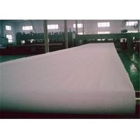 China Laminated Industrial Felt Fabric Single Layer Good Flexibility 700GSM on sale