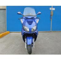 China Cvt Gear Motor Scooter 250cc With Front Abs Disc Rear Disc Brake Chengshin Dot Tire wholesale