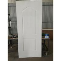 White Primer HDF Door Skin , Environmental Friendly, Model 1