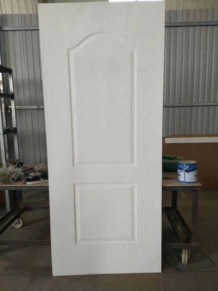 Quality White Primer HDF Door Skin , Environmental Friendly, Model 1 for sale
