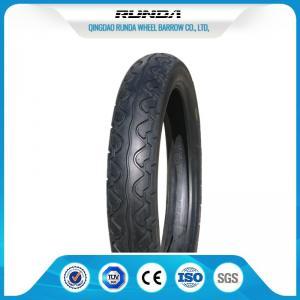 China Anti Skidding Cruiser Motorcycle Tires90/90-18 Butyl Rubber Full Range Pattern wholesale