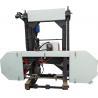 China Bandsaw Sawmill Plans Lumber Cutting Saw Machine Horizontal Band Saw wholesale