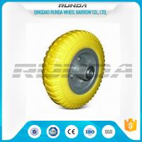 """China Slip Resistant Foam Filled Tractor Tires 0.6mm Rim Thickness 8""""X2.50-4 OEM wholesale"""