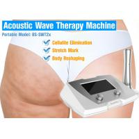22 Hz Acoustic Wave Shockwave Therapy Equipment For Pain Relief / Improve Blood Circulation