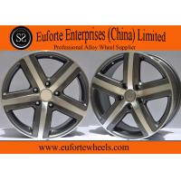 China TOUARGE Replica European Wheel 18 Inch Black Machined Replica Wheels For Volkswagen wholesale