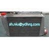 China 自動車インタークーラー充満空気クーラーの自動ラジエーターのアルミニウム版棒熱交換器の蒸化器 wholesale