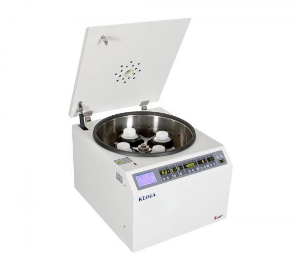 Quality Table Type Medical Laboratory Centrifuge Large Capacity With Digital Display for sale