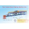 China Производственная линия машины панели доски цемента волокна wholesale