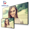 China Multi Screen Video Wall Wide  screen multi-media display wall mount TV wall wholesale