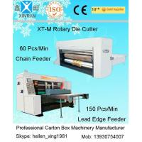 China Die Cutting Automatic Carton Machine on sale