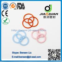 China FKMO Rings of size range AS 568,JIS2401 on Short Lead Time with SGS CE ROHS FDA Cetified(O-RINGS-0081) wholesale
