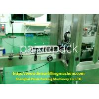 Quality E Liquid Bottle Electronic Cigarettes 3 In 1 Filling Machine Fully Automatic for sale