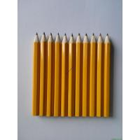 China Hexagonal yellow HB wood pencil, HB pencil for drawing, wooden drawing Hb pencil wholesale