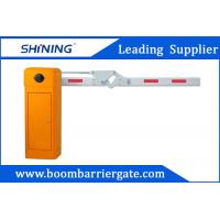 China CE Approved Electronic Parking Lot Security Gates For Access Control System wholesale