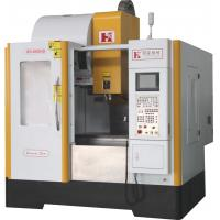 China Tapping Cnc Vertical High Speed Machining Center With Linear Guide Way wholesale