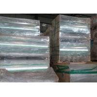 China 25mic Thickness Clear Window Film , OPS Envelope Window Film No Static Electricity wholesale