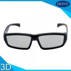 Buy cheap Логотип дешевых стекел Пассиве 3Д изготовленный на заказ поляризовывал стекла ИМАС 3Д для фильма from wholesalers