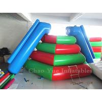 High Quality 0.9mm PVC Tarpaulin Inflatable Water Slide for water park