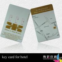 China Offset CMYK Contactless Blank PVC Business Cards With Rounded Corners wholesale