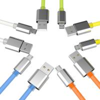 China Android Device Fast Charging Micro Usb Cable , Samsung Micro Usb Charging Lead 1M wholesale