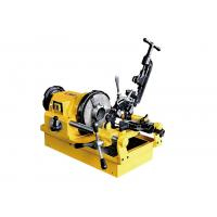 1/2 Inch To 3 Inch Electric Pipe Threading Machine With Self Priming Constant Flow Pump